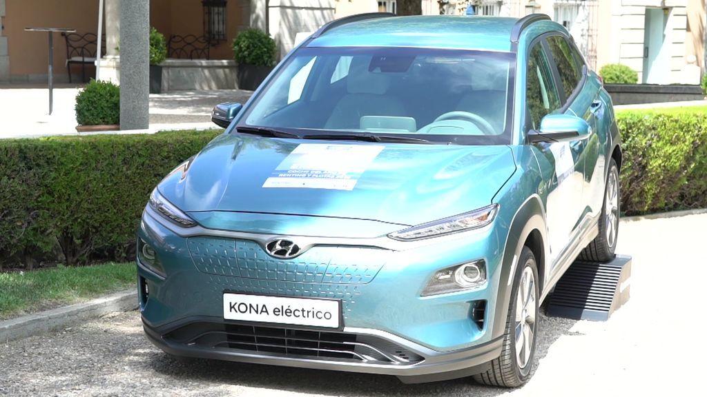 El Hyundai Kona eléctrico, nombrado coche del año renting y flotas 2019