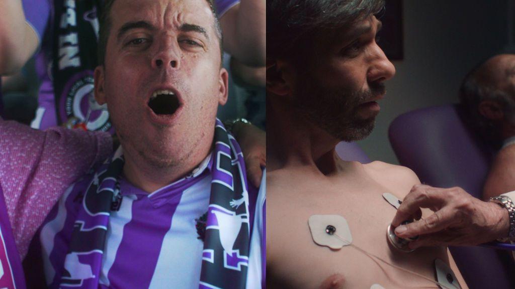La iniciativa más original del Real Valladolid: Pasará el reconocimiento médico ¡a sus aficionados!
