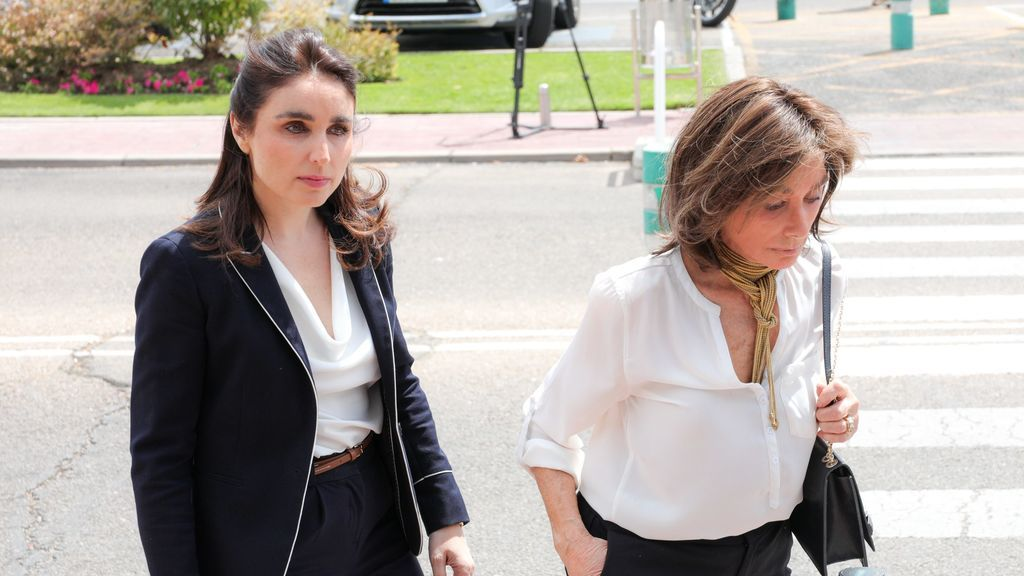Paloma Segrelles y su hija Paloma Arenaza