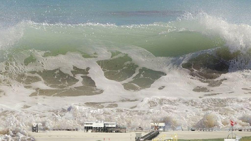 """Un experto en riesgos naturales alerta de que """"hay una gran amenaza de tsunami en España"""""""