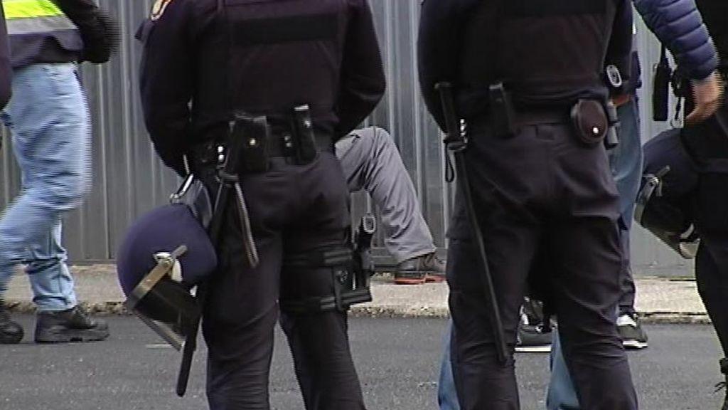 Los juzgados del Campo de Gibraltar colapsan tras incrementarse el número de detenidos gracias al plan contra los 'narcos'