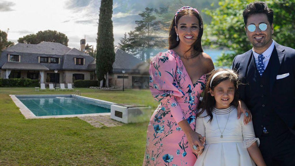La casa que Paula Echevarría y Bustamante han puesto en venta, en fotos