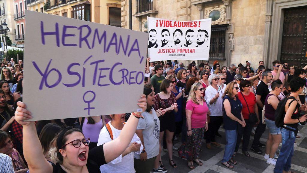 Sentencia de 'La Manada': El supremo deja claro que 'solo sí es sí'