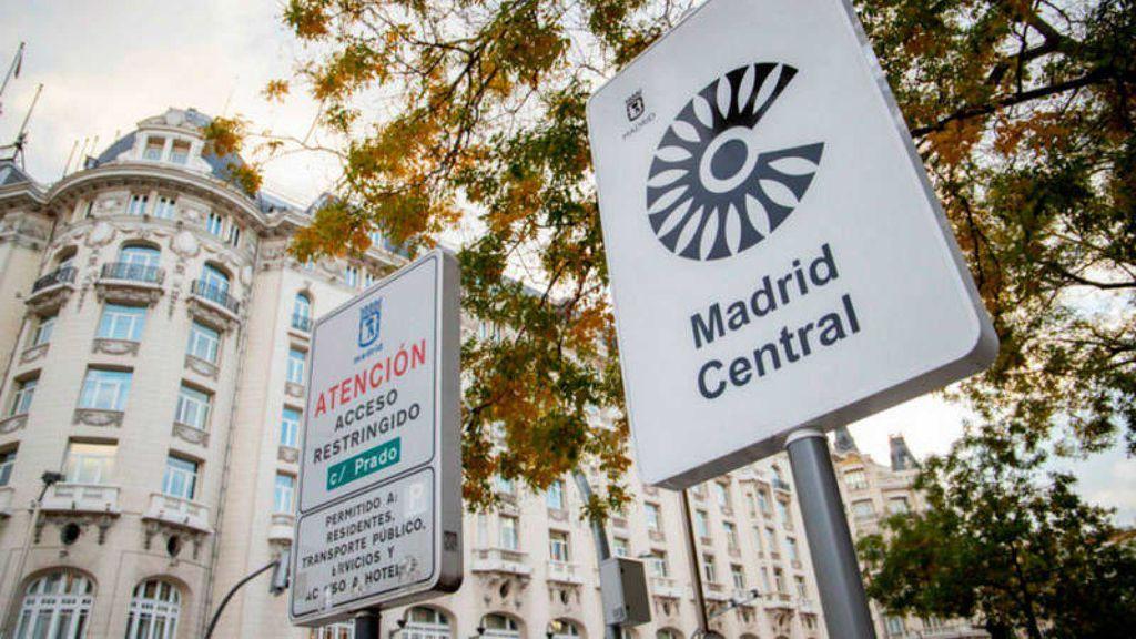 Vuelve Madrid Central: un juzgado paraliza cautelarmente la moratoria de las multas
