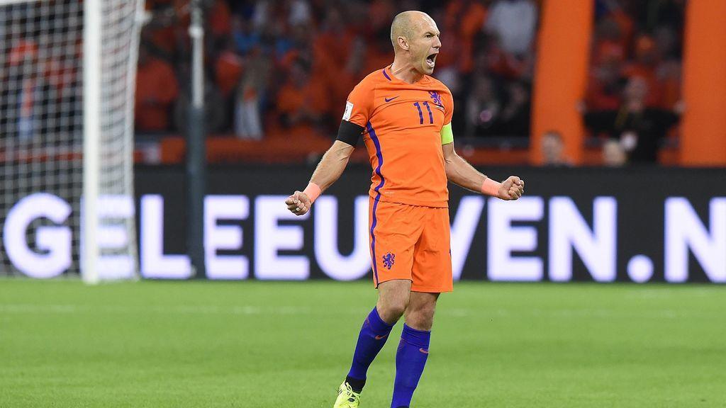 Robben anuncia su retirada a los 35 años