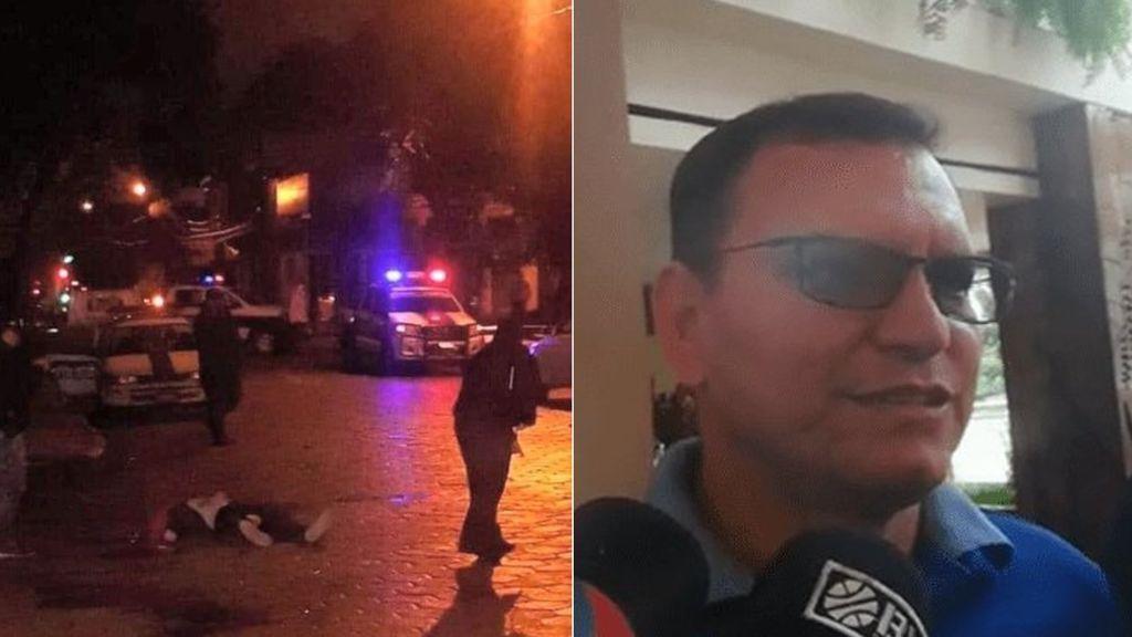 El vicepresidente del Club Blooming boliviano es asesinado después de una reunión