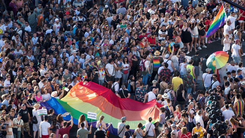 Madrid más orgulloso y revindicativo que nunca
