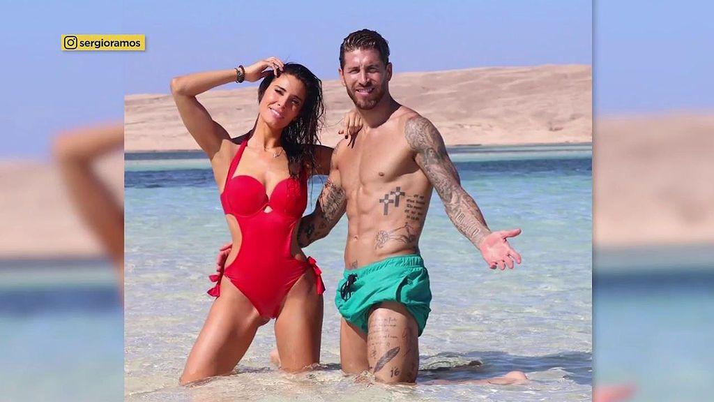 Lujosas vacaciones de Pilar Rubio y Sergio Ramos