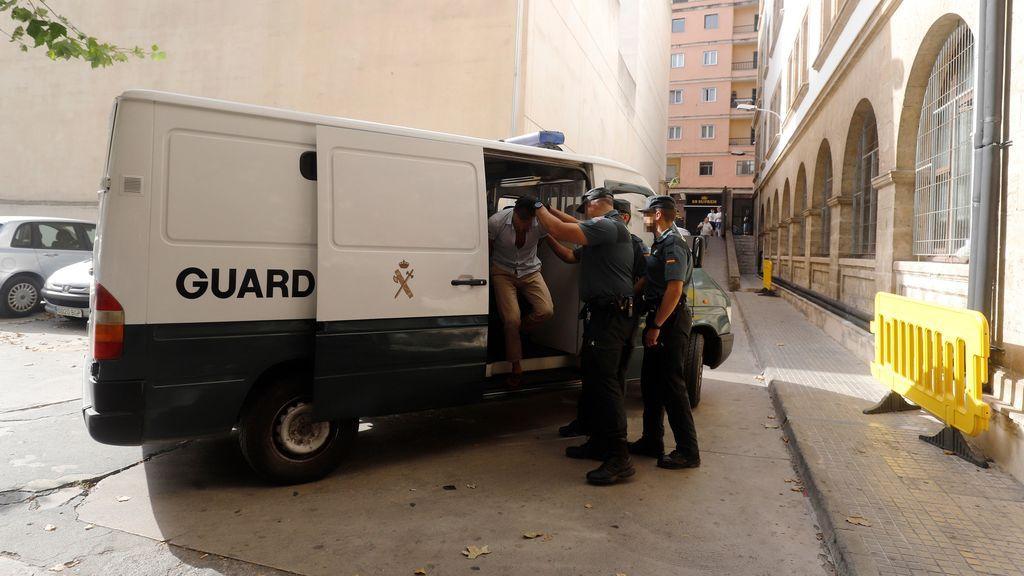 Prisión provisional para dos de los cuatro detenidos por la agresión sexual en Mallorca