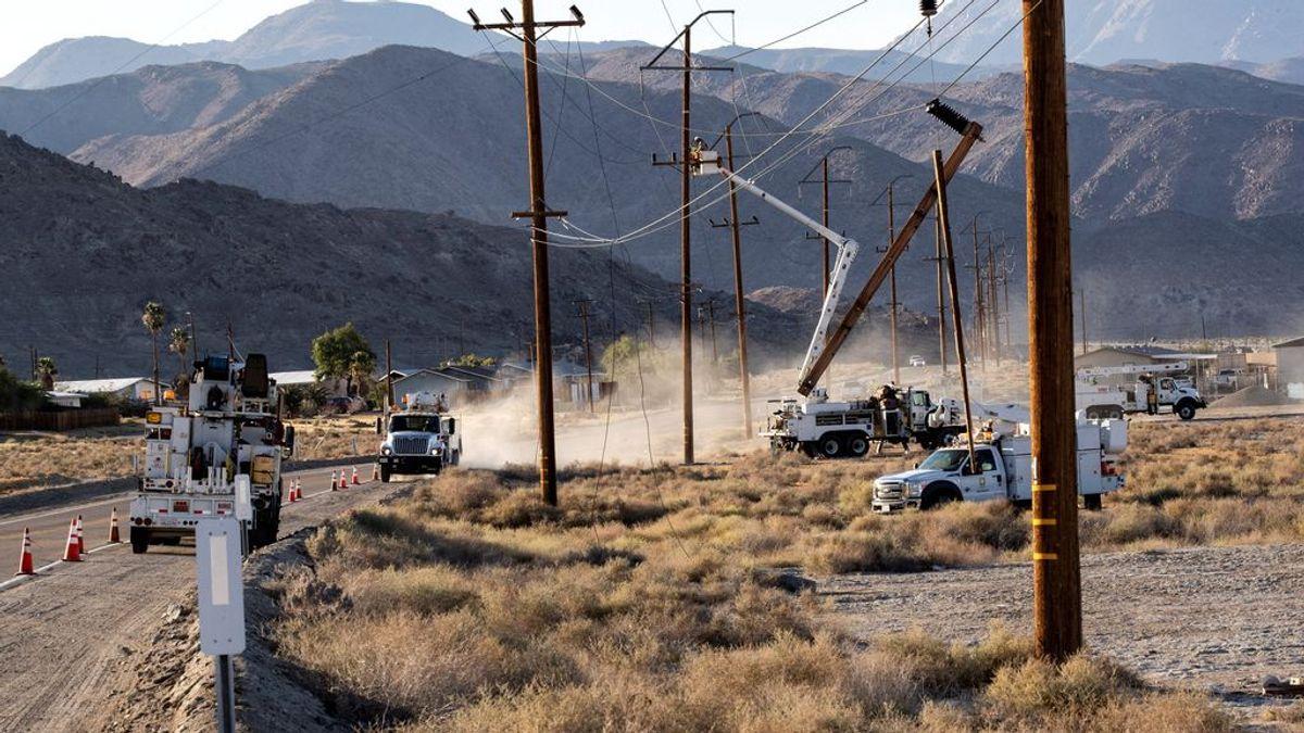 Un terremoto de magnitud 7,1 sacude el sur de California