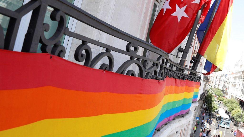 La manifestación del Orgullo recorrerá el centro de Madrid con 43 carrozas