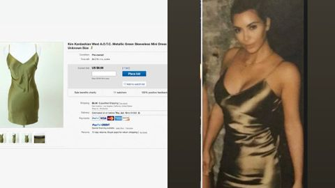 Kim Kardashian pone a la venta su ropa de marca usada - Divinity