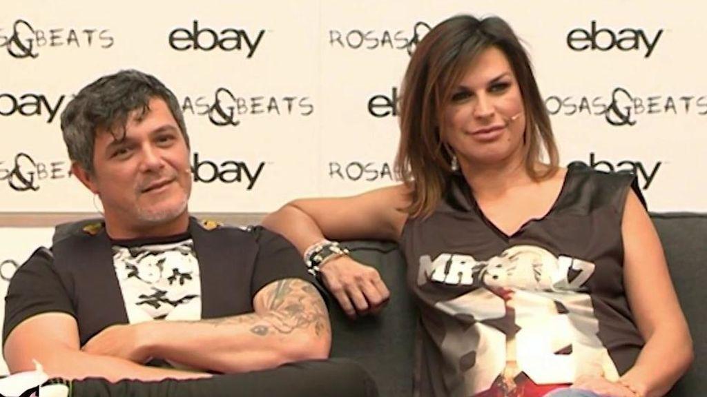 Alejandro Sanz podría estar en crisis con su mujer Raquel Perera