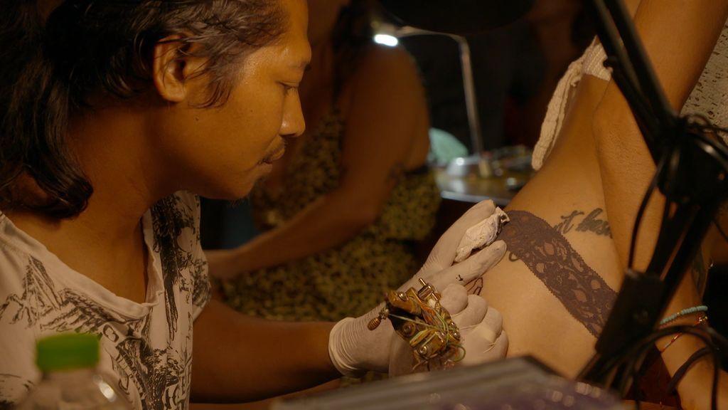 El restaurante de Bali en el que te compras un taco y te hacen un tatuaje de regalo