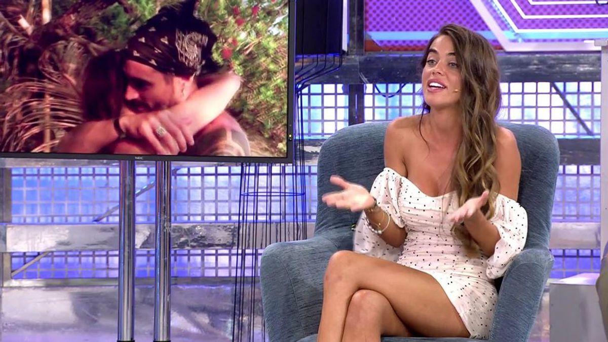 """Violeta, sobre su relación con Fabio: """"La gente me dice cosas y al final me entra la duda"""""""