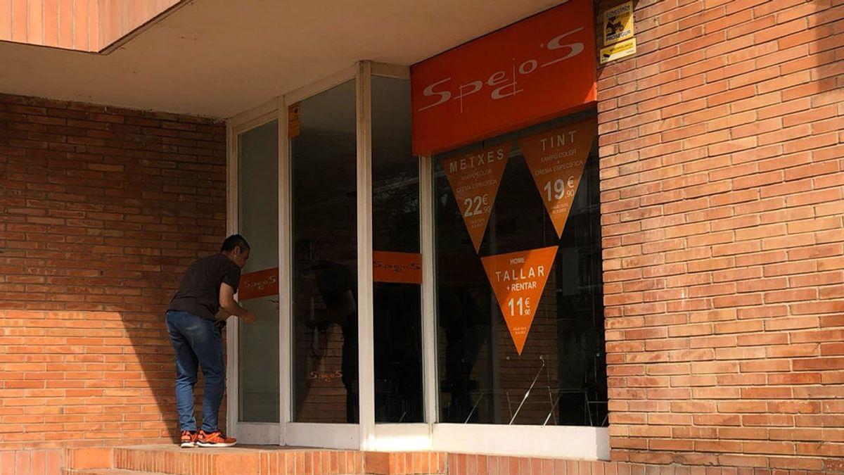 Un hombre muere tras un tiroteo en una peluquería de Barcelona