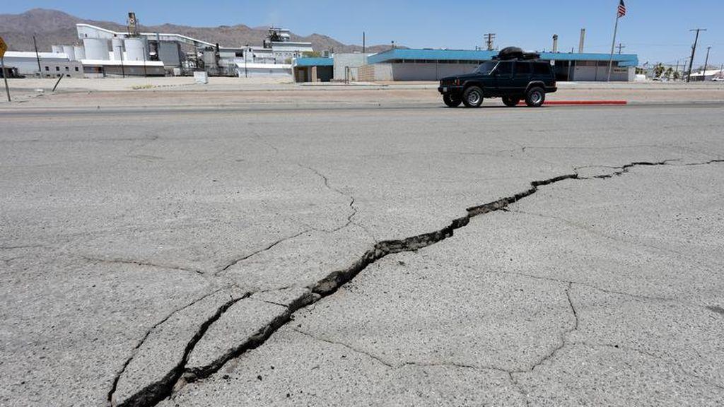 Los últimos temblores de California acercan la teoría del 'Big One'