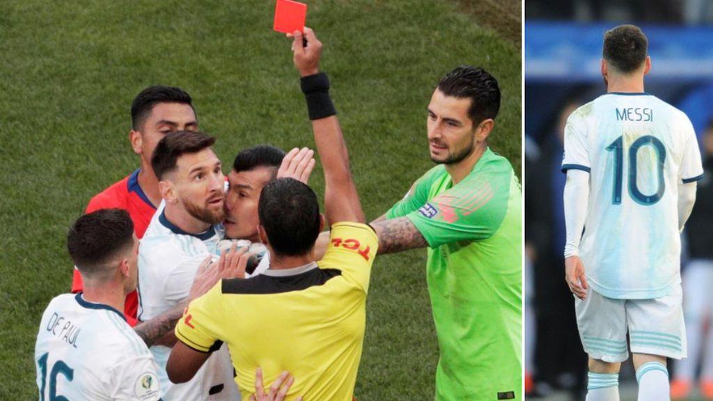 """La Conmebol responde a Messi tras sus acusaciones de corrupción: """"En el fútbol a veces se gana y a veces se pierde"""""""