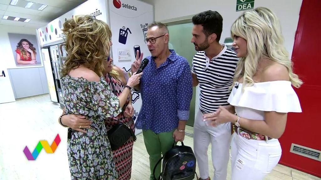 Jordi González nos adelanta la última hora de 'Supervivientes'