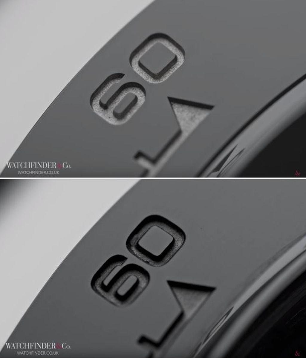 Números Rolex Daytona y su falsificación