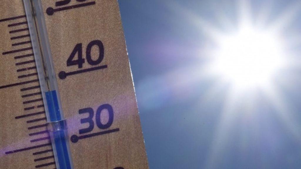 El 'reventón' de Almería: sube la temperatura 10 grados en solo media hora