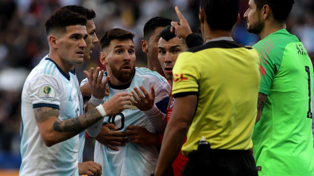 UEFA desmiente que Argentina haya pedido participar en sus competiciones