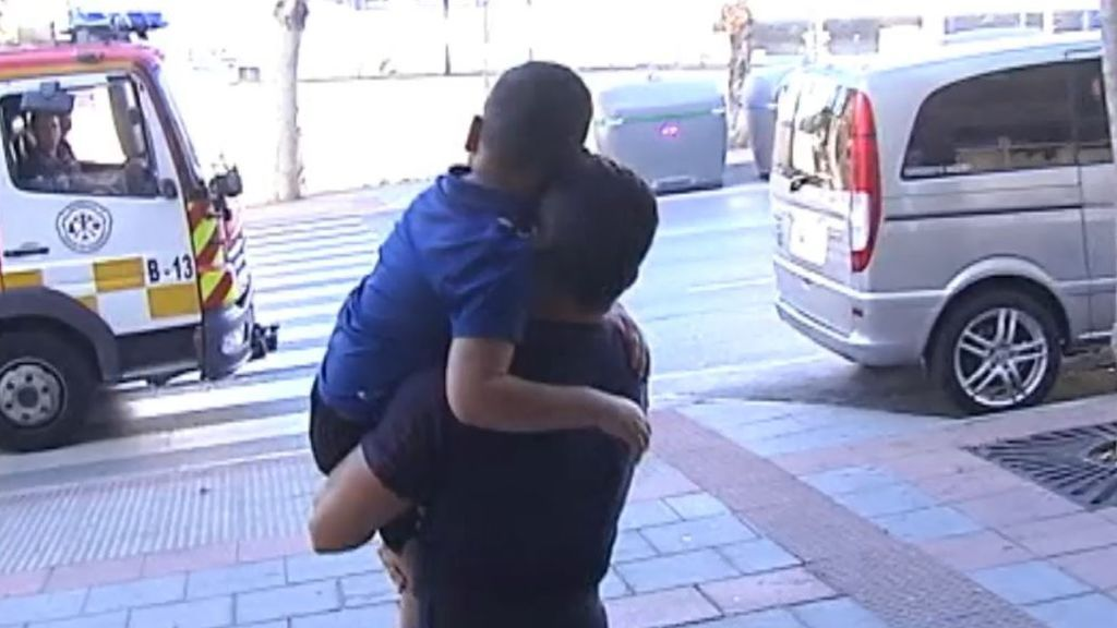 Los bomberos pagan el funeral de un niño marbellí que murió de un tumor cerebral