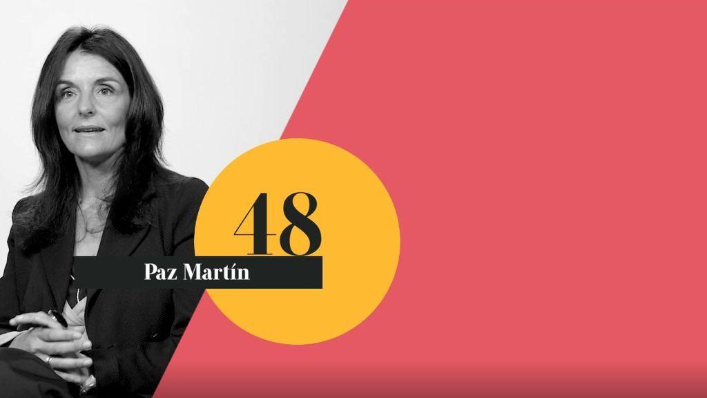 Entrevista a la arquitecta Paz Martín
