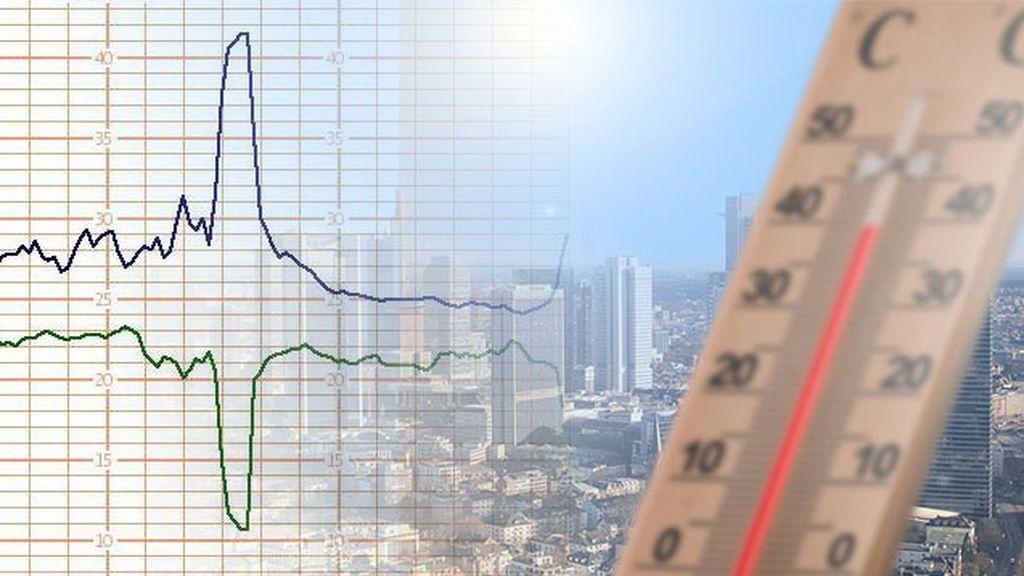 Reventón cálido en Almería: valor histórico de calor durante media hora por este singular fenómeno