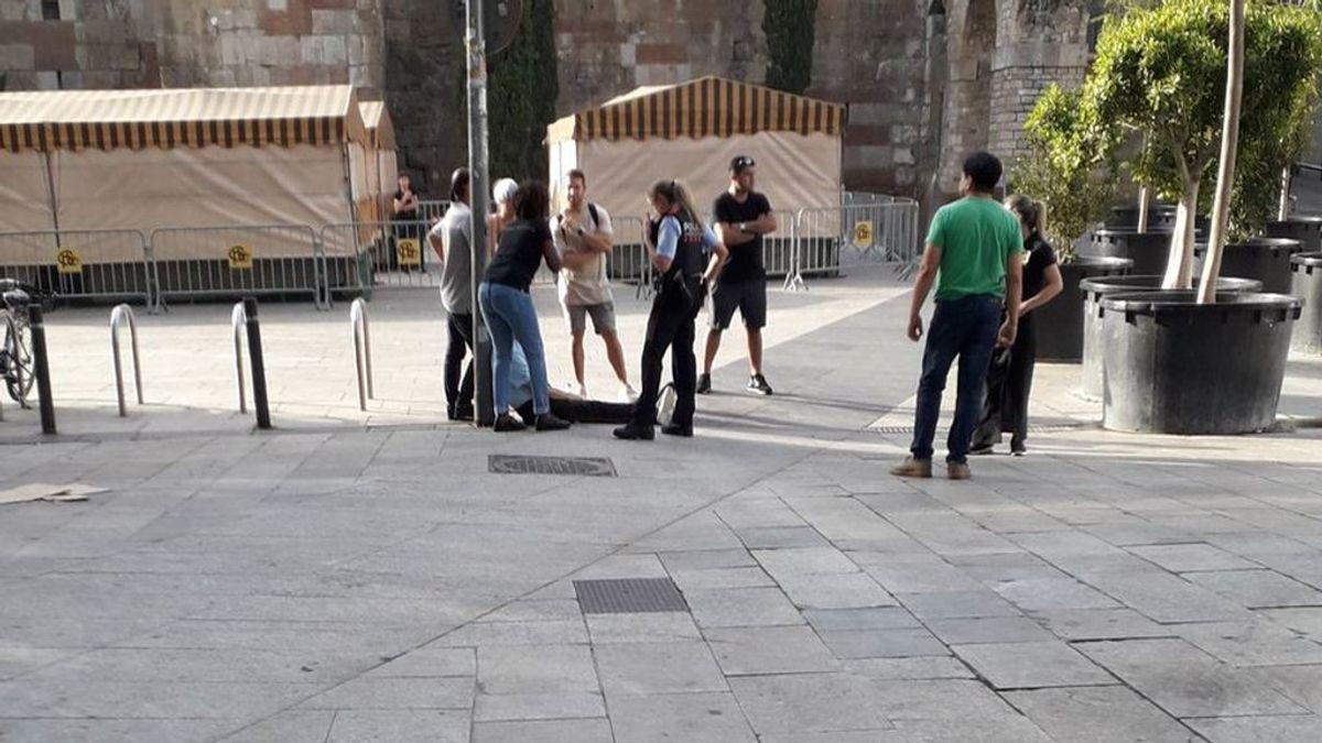 Helpers, la plataforma de colaboración ciudadana creada para denunciar los robos en Barcelona