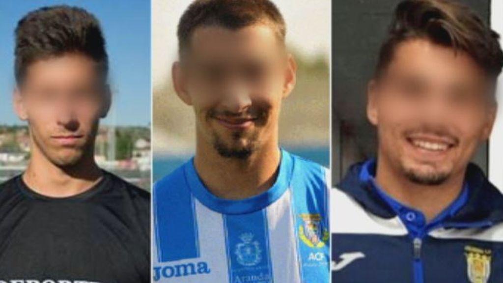 Los tres exfutbolistas de la Arandina serán juzgados por la agresión sexual a una menor
