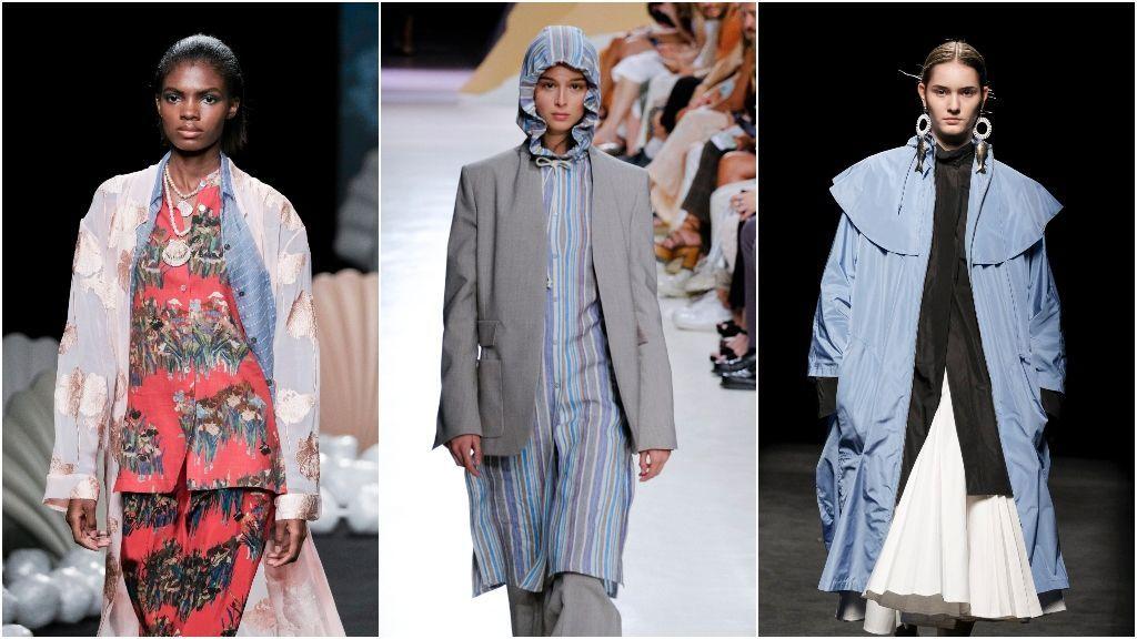 Puntada sin hilo de la primera jornada de la Fashion Week Madrid