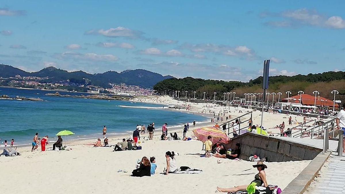 Vigo prohibirá fumar en sus playas más visitadas