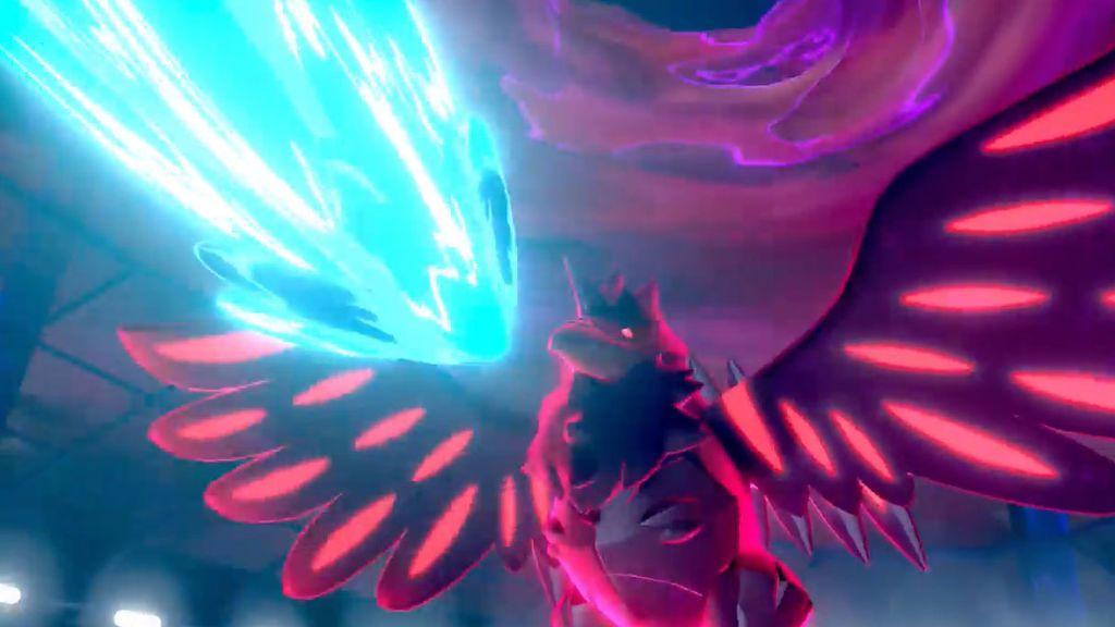 Tráiler del fenómeno Gigamax en Pokémon Espada y Escudo