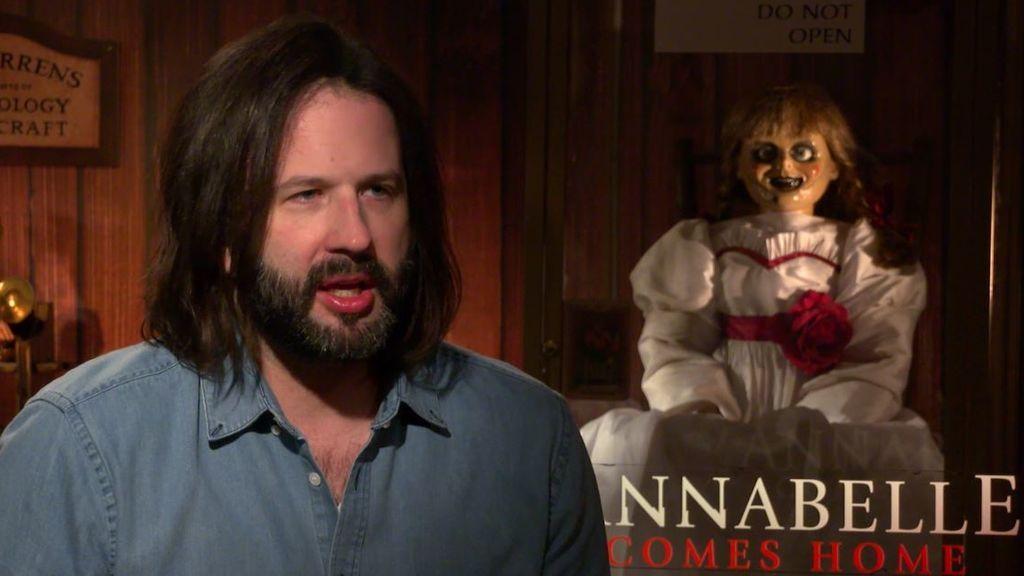 """Gary Dauberman: """"Siempre me han fascinado las historias de fantasmas"""""""