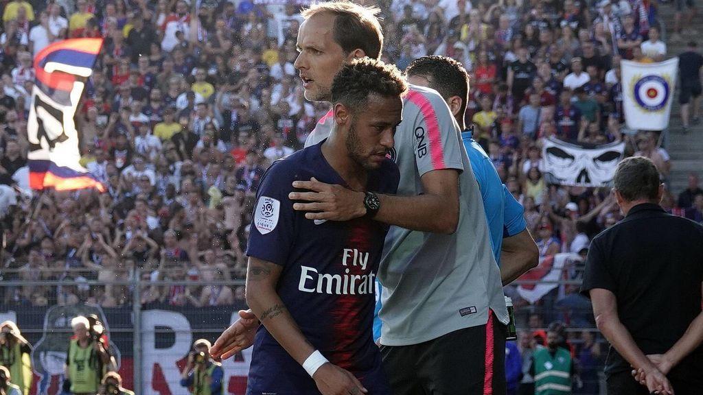 """El PSG admite un contacto """"superficial"""" para el fichaje de Neymar por el Barça"""