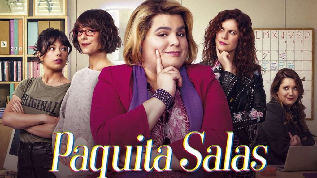 Test seriéfilo de los Javis para saber qué personaje de 'Paquita Salas' te representa