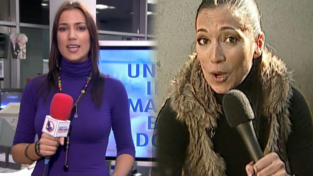 Patricia Pardo debutó como reportera en Telecinco antes de presentar 'El programa del verano'