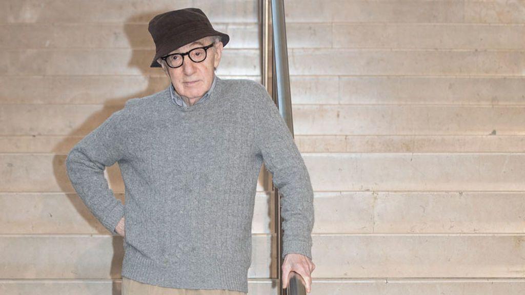 """Woody Allen: """"En mi carrera no ha importado lo que haya pasado con mi mujer, mis hijos y la política"""""""