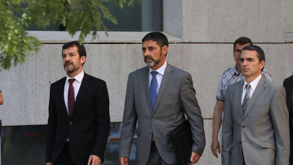 La Audiencia Nacional juzgará a Trapero a partir del 20 de enero