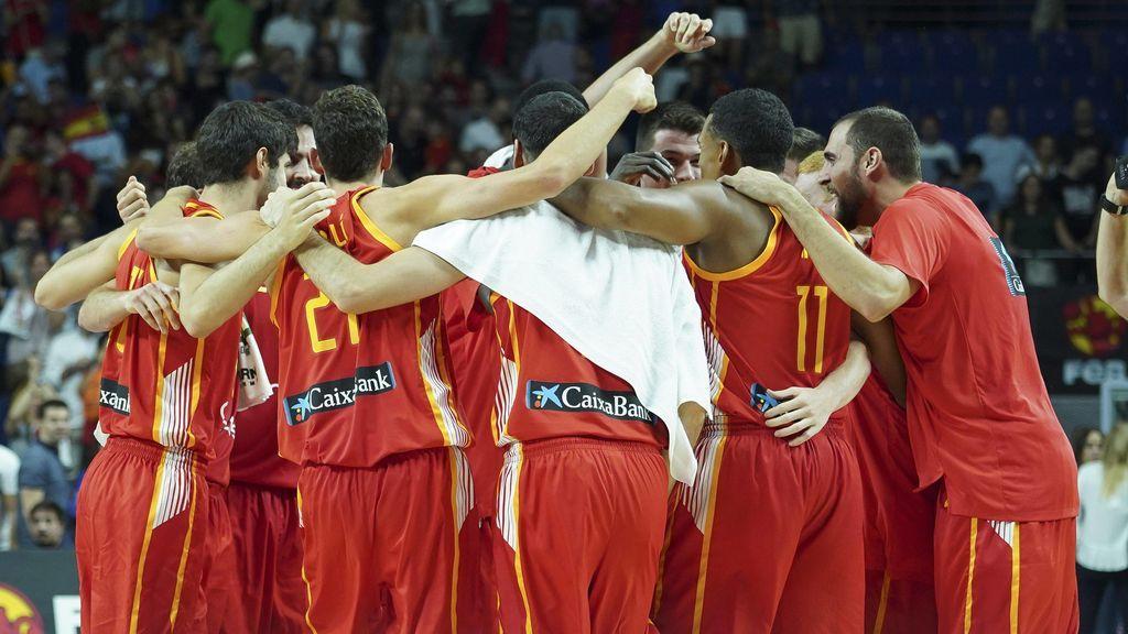 Conoce uno a uno a todos los jugadores de España para la Copa del Mundo FIBA