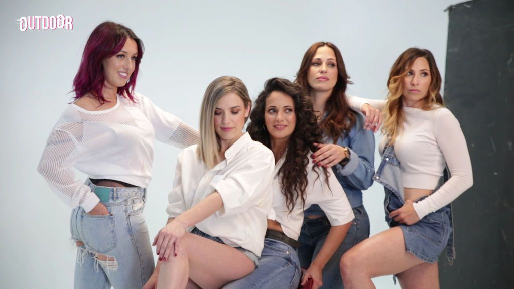 Las chicas 'Bellepop' recuerdan su pasado en 'Popstars' con el quiz definitivo