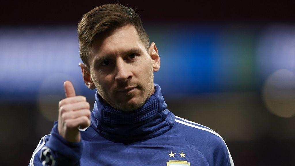 El gesto solidario de Messi durante la ola de frío en Argentina: Abre su restaurante para las personas sin hogar