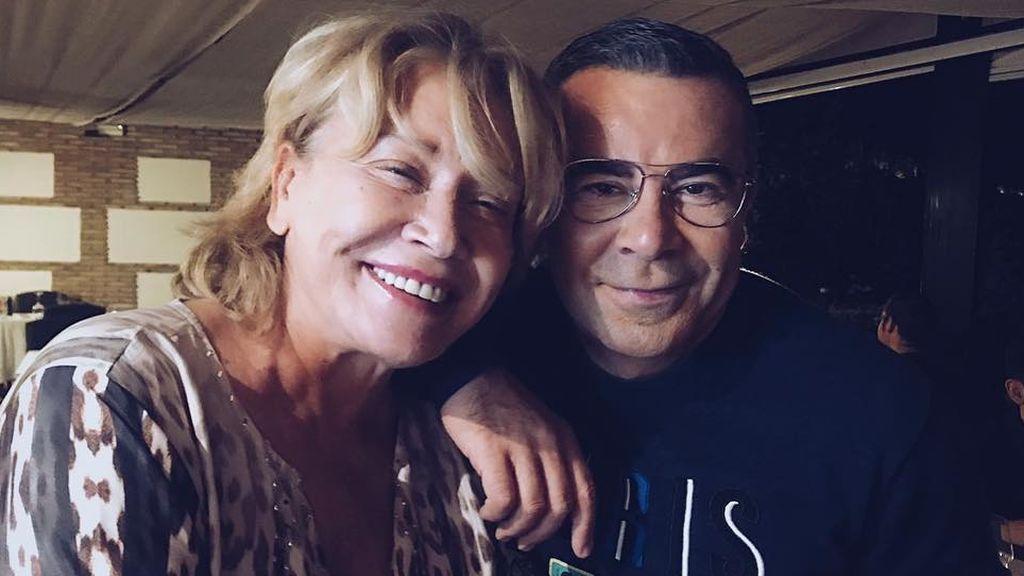 """Jorge Javier se convierte en la mejor terapia de Mila Ximénez en su bache emocional: """"No voy a dejar que se vaya"""""""