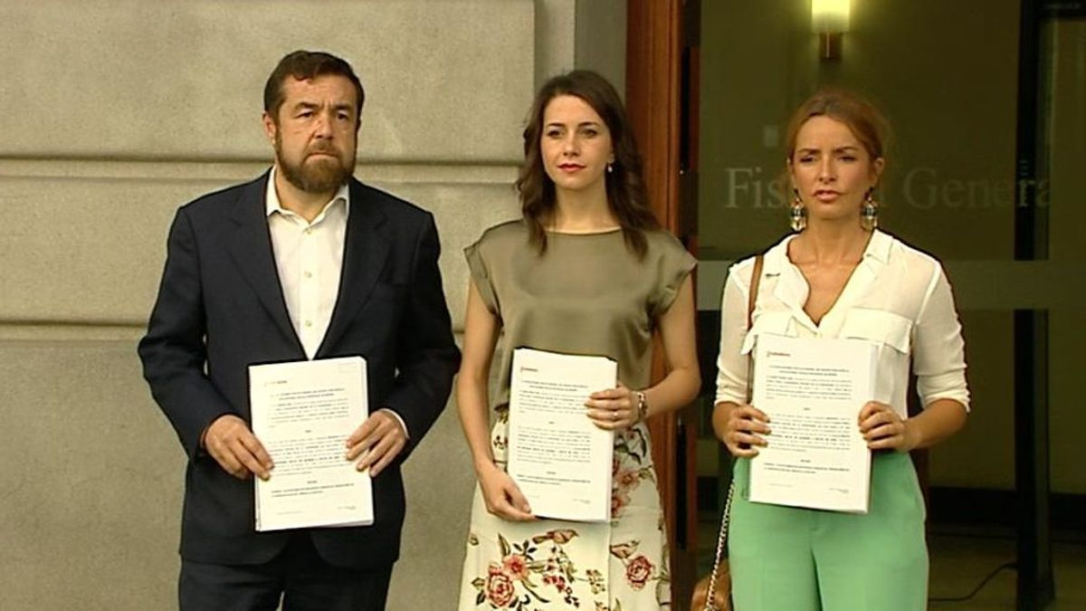 Ciudadanos denuncia ante la fiscalía los incidentes de la manifestación del Orgullo