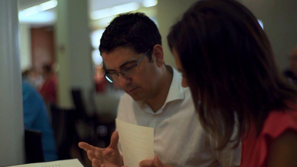 """El chef Julio Biosca renunció a su Estrella Michelín: """"Llegué a no disfrutar lo que estaba haciendo"""""""