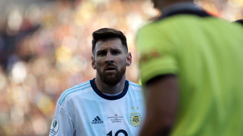 El 'reggae de Messi' con sus declaraciones explosivas tras la eliminación de Argentina en la Copa América