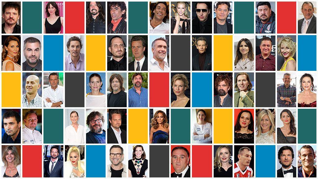 Todos estos famosos nacieron en 1969