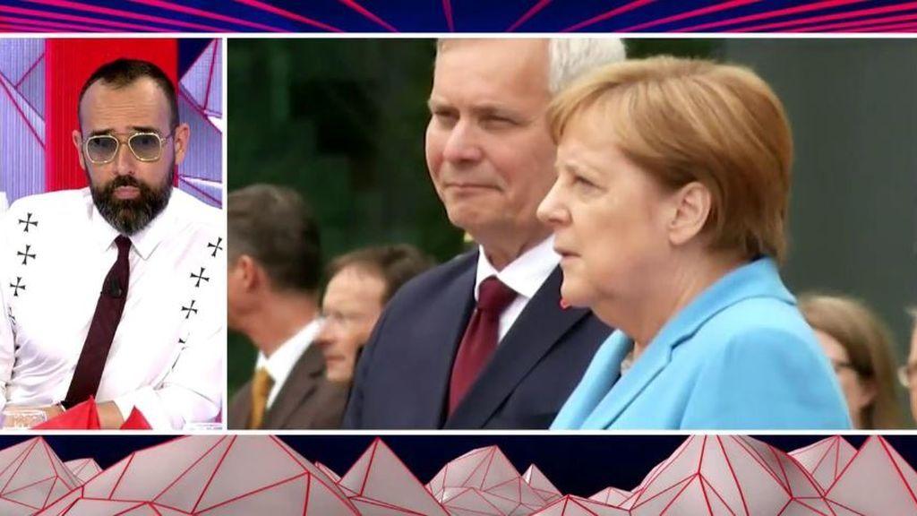 Los temblores de Ángela Merkel