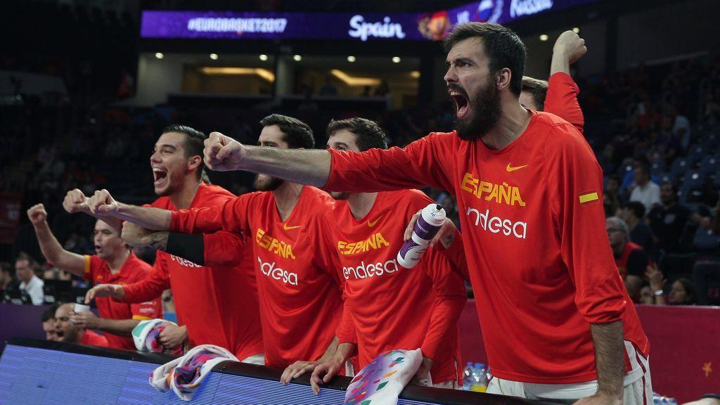 Los siete partidos de preparación de la Selección Española antes del comienzo de la Copa del Mundo FIBA